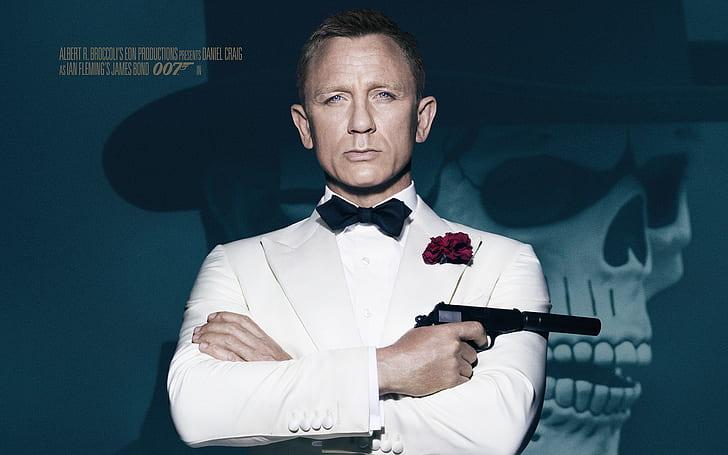 James Bond le charismatique