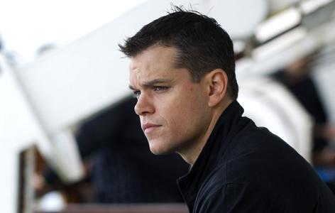 Jason Bourne de profil